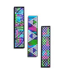Mahi Toi - Original, affordable New Zealand art — Uenuku 3 set Abstract Sculpture, Wood Sculpture, Bronze Sculpture, Maori Patterns, Maori Designs, New Zealand Art, Nz Art, Maori Art, Kiwiana