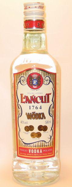 Łańcut Vodka from Poland - #Łańcut