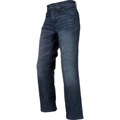 Klim's K Fifty 1 jeans are the perfect pair of motorcycle riding jeans. Kevlar stitched and motochanic approved!