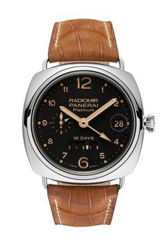 5af284f547c Panerai s New Special Edition Radiomir 10 Days GMT