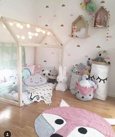 Little girls bedroom sets cool girl bedrooms aesthetic room decor awesome wow what a gorgeous ideas Little Girls Bedroom Sets, Cool Girl Bedrooms, Little Girl Rooms, Baby Bedroom, Kids Bedroom, Bedroom Decor, Bedroom Ideas, Room Kids, Master Bedroom
