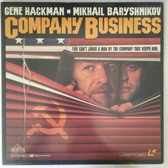 Company Business Laserdisc