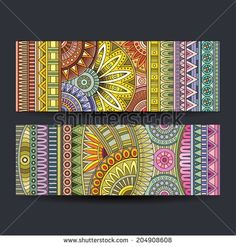 Summer Patterns Stock Photos, Images, & Pictures | Shutterstock