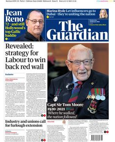 #TomorrowsPapersToday - Twitter Search / Twitter Tom Moore, Win Back, The Daily Telegraph, Newspaper Headlines, Daily Express, Daily Star, Financial Times, Hyde, The Guardian