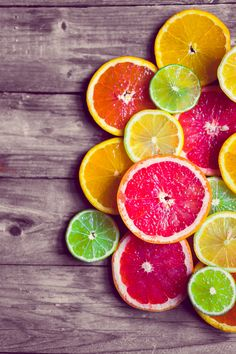 Sliced citrus by Alena Haurylik on 500px