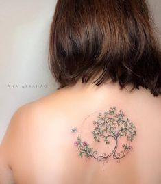 """4,875 curtidas, 59 comentários - As Tattooistas (@astattooistas.oficial) no Instagram: """"Conectados pelo Mar. ⛵️ Criado por @abrahaoana de Brasília."""""""