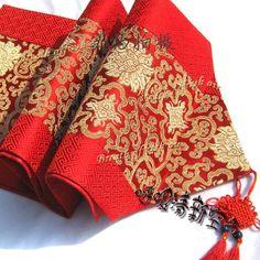 中式桌旗 床旗 装饰布 桌布 加边多款 织锦桌旗 新品特价包邮
