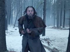 """The Revenant: """"If DiCaprio does not take home the award it might be hard to ever see him winning one. Leonardo Dicaprio, Cinema 21, Movie 21, Movie Kisses, Hd Love, Thats All Folks, The Revenant, Movie Collection, Streaming Movies"""