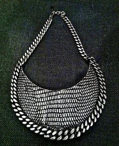 YSL vintage necklace