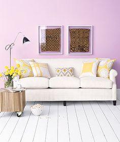 living room, paint