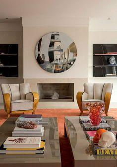 A uniquely playful apartment by Zize Zink | Plastolux