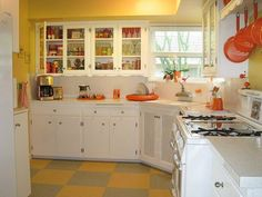 "Gabi's ""Desert Landscape"" Kitchen — Room for Color Contest | Apartment Therapy"