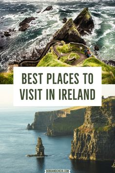 ireland travel All the cool finds and unique things to do in Ireland to make the most of your trip and vacation! Plus tips for each place! Ireland Travel Guide, Europe Travel Tips, Travel Trip, Travel Articles, Budget Travel, Ireland Places To Visit, Cool Places To Visit, Aran Islands Ireland, Ireland Vacation