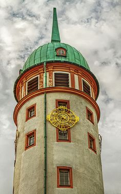 White Tower, Darmstadt | Flickr - Photo Sharing!