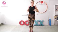 How I Eat Chocolate Everyday and Stay in Shape - Hula Hoop Workout