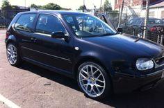 ZCW Rave on Golf #cars #alloy #wheels #rims #tires #tyres http://www.turrifftyres.co.uk/alloywheels