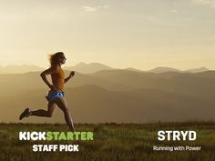 Stryd is the world's first wearable power meter. With your support, we'll give runners the one number that can help them run better...