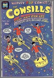 the cowsills   The Cowsills' Ohio Connection