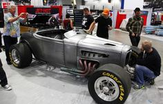 Double Down is the All-Wheel-Drive 1932 Ford from Fuller Hot Rods