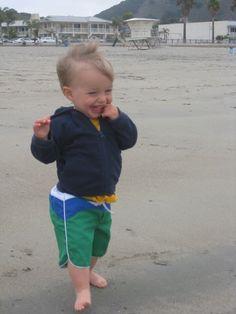 Avila Beach, baby!