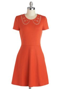 Autumn Arrival Dress, #ModCloth