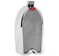 SIR JACK'S - Bugatti Chrome Radiator Grille Decanter, $4,300.00 (http://www.sirjacks.com/bugatti-chrome-radiator-grille-decanter/)