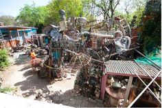 Cathedral of Junk- Austin, Texas