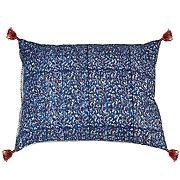Grand coussin bleu - Gaby - Jamini Design - photo 1