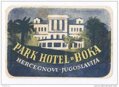 Park Hotel Boka, Herceg Novi