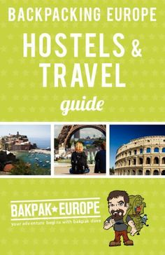Backpacking Europe Hostels & Travel Guide 2013 by David Barish. $9.95. Publication: December 26, 2012. Publisher: Bakpak Travelers Guide; abridged edition edition (December 26, 2012)