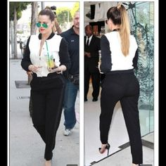 Khloe Kardashian Outside DASH store