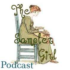 The Sampler Girl Podcast / a podcast about knitting, reading and everyday Grace #iTunes #audiopodcast #podcast #knitting #reading #Faith #grace #quotes #scripture