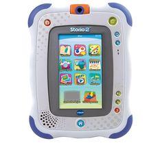 Vtech Storio 2 : bien conçue et adaptée aux jeunes enfants - La Souris Grise