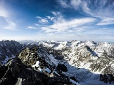 I think the winter has come Slovakia High Tatras [OC][40003000] #reddit
