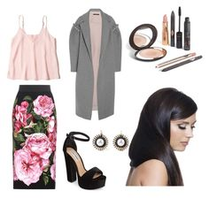 """""""Pink style"""" by marla-alvarado on Polyvore featuring moda, Dolce&Gabbana, Steve Madden, Hollister Co., Mother of Pearl, Donna Bella Designs, Pink y girly"""