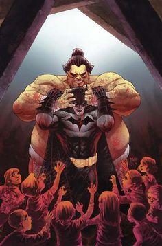 Detective Comics #31 - Batman by Francis Manapul *