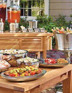 Throw the best summer parties your neighborhood as ever seen!