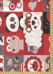Dětské látky ;| patchworkobchod.cz; Látky na patchwork; prodej látek; metráž; galanterie