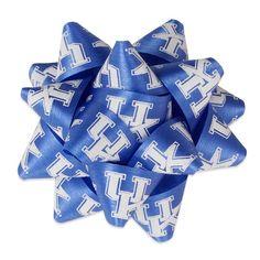 UK Star Gift Wrap Bow