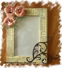 altered ikea wood frames - Google Search