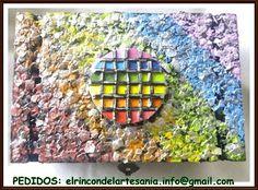 El Rincón de la Artesanía: Caja guarda secretos madera