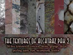 Alcatraz Textures Stock Pack2 by calthyechild.deviantart.com on @deviantART