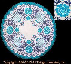 AllThingsUkrainian.com Embroidery # TE1525