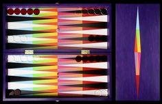 Ara Peterson — Backgammon Boards