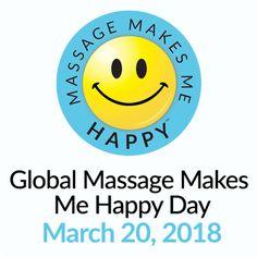 Massage Makes Me Happy Initiative