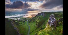 Fotos captam beleza sublime de paisagens britânicas pelo olhar dos locais - BBC - UOL Notícias