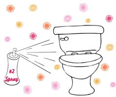 """How To Make Your Own """"No. 2 Spray"""" Bathroom Deodorizer"""
