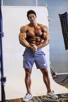 Best bodybuilder korean hwang chul soon images uomini