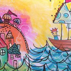 pages from my art journal   www.ravenscauldron.blogspot.com