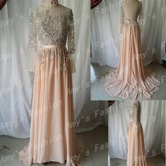 Long Sleeve Evening Gown/Backless Gown With by AmyFashionDress, $216.00 https://www.etsy.com/listing/189137071/long-sleeve-evening-gownbackless-gown?ref=sr_gallery_2&ga_search_query=long+sleeve+evening+gown&ga_order=most_relevant&ga_ship_to=US&ga_max=275&ga_customizable=true&ga_page=2&ga_search_type=all&ga_view_type=gallery